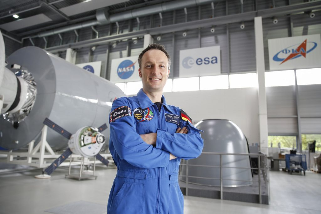 how to become an astronaut in the UK
